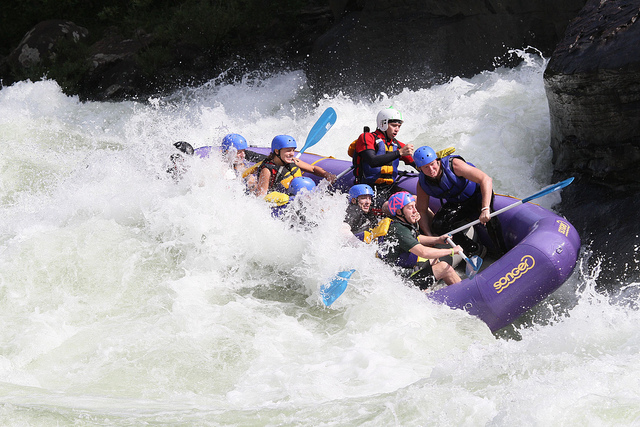 White Water Rafting 2011 - 92